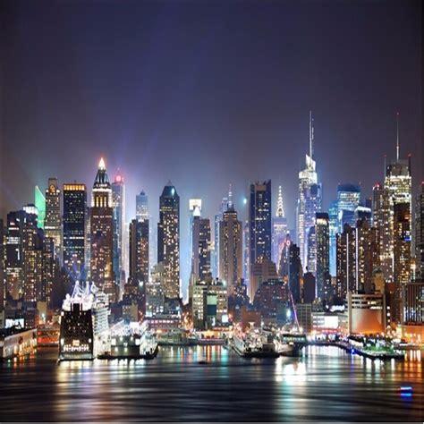 beibehang custom wallpaper   york city night view