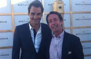 Carlos Pérez Gimeno Roger Federer triunfa dentro y fuera