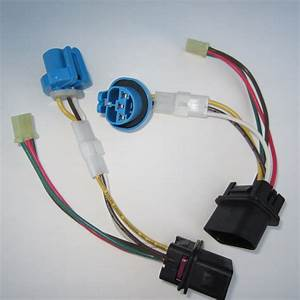 Upgraded Headlight Wiring Harness