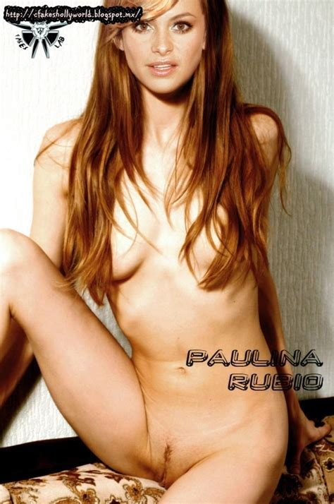 Paulina Rubio Nude Paulina Rubio Sex Video