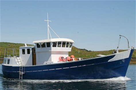 Converted Fishing Boats For Sale Scotland by R J Prior Trawler Yacht Conversion Not For Sale Details