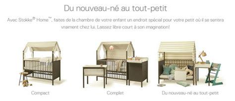chambre evolutive pour bebe puériculture nouveauté stokke home la chambre d