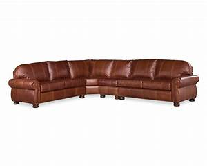 Thomasville benjamin sectional sofas refil sofa for Thomasville sectional sleeper sofa
