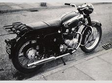 1963 AJS 500cc Twin Classic Motorcycle Pictures