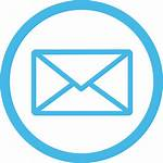 Email Message Line Icon