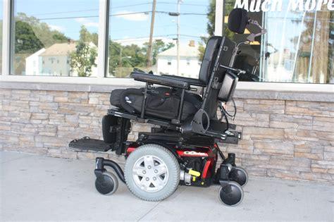 refurbished quantum power wheelchairs