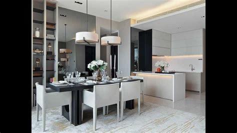 cocina  comedor juntos decoracion planos en espacios