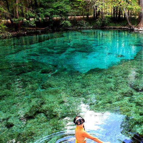 Snorkeling Ginnie Springs-High Springs, Florida | The ...