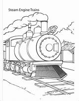 Trains Coloring Books Really Drawing Getdrawings Steam Coloringbook sketch template