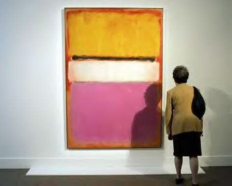 mark rothko abstract expressionism   decline