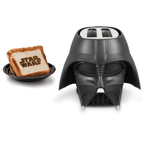 darth toaster may the toast be with you darth vader now comes in form