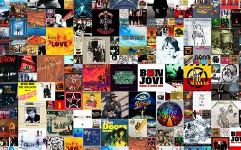 album covers cover  wall  lackhat