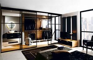 deco chambre parentale avec salle bain dressing With salle de bain design avec décoration lumineuse noel amazon