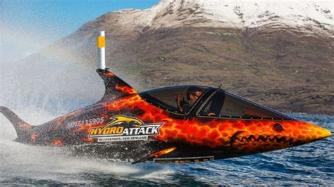 Seabreacher X Shark Boat Price by Small Lake Wakatipu Boat Trip Seabreacher X Shark