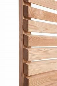 Sichtschutzzaun Holz 180x180 : sichtschutz moderner sichtschutzzaun aus sibirischer l rche holz im garten ~ Frokenaadalensverden.com Haus und Dekorationen