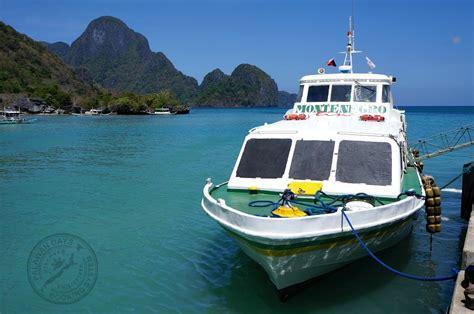 speed boat el nido to coron 09 fast craft montenegro lines el nido coron