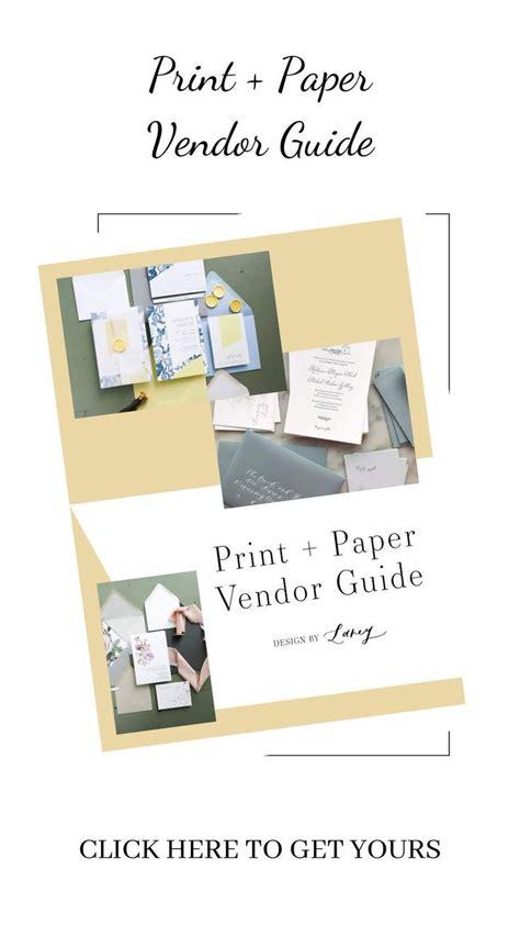 Wedding invitations diy Printer s paper vendors envelopes
