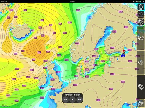 Boat Us Weather Course by Ais Data Was Helpful For Estimating Of The Situation