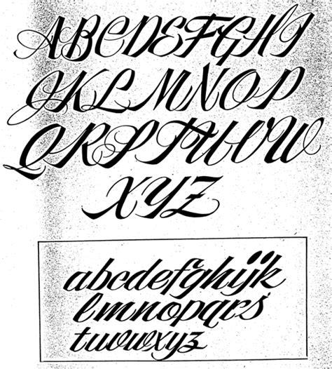 cursive letters az 2 8 best images of script letters a z letter jscript fonts 10336