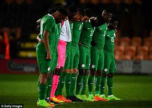 Nigeria 1-1 Senegal: How The Mail reported the ...