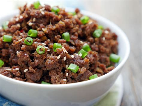 ground beef recipies instant pot ground beef bulgogi my heart beets