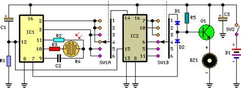 How Build Tan Timer Circuit Diagram