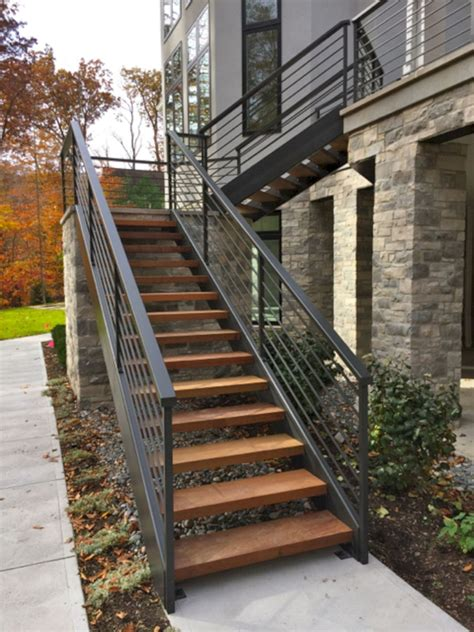 marvelous outdoor stairway ideas  creative home
