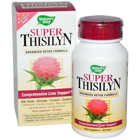 Super Thisilyn Advanced Detox Formula Supplement Review