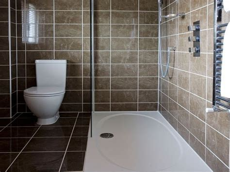 Best Tiles For Small Bathrooms by Bathroom Floor To Ceiling Subway Tiles Pictures