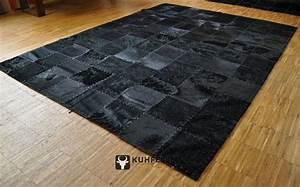 Teppich Schwarz Modern Teppich Design Lila Schwarz Wei