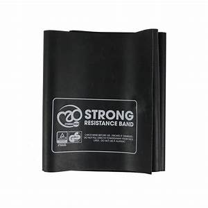Resistance Band Strong Inc User Guide 1 5m X 15cm