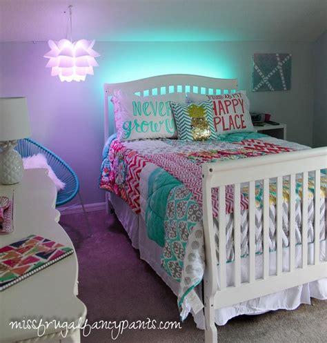 ideas for tweens bedrooms colorful tween bedroom lighting tween room and bedrooms