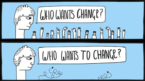 Who Wants Change Crowd Management Blue Free