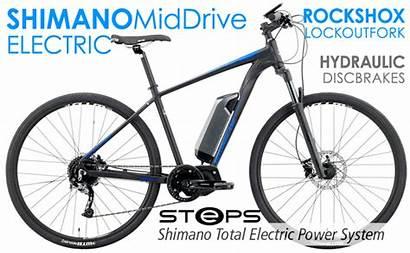 Electric Bikes Eadventure Bike Motobecane Shimano Bicycle