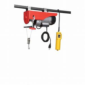 440 Lbs  Electric Hoist With Remote Control