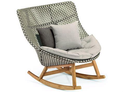Poltrone A Dondolo Design : Mbrace Poltrona Da Giardino A Dondolo Collezione Mbrace By