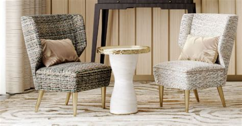 Small Upholstered Living Room Chairs by Top 10 Glamorous Small Armchair Designs For Your Living Room