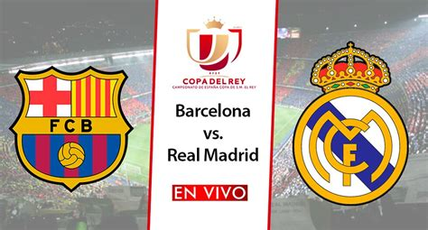 Real Madrid Vs Barcelona En Vivo Por Bein Sport - Sport ...