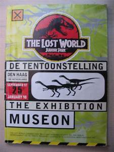 The Lost World  Jurassic Park Tour Guidebook