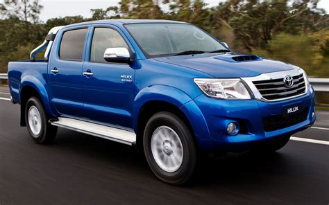 Learn more about our 4 wheel drive pickup truck here! Toyota Hilux 3.0 Turbo Diesel - reviews, prices, ratings ...