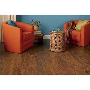 Harmonics Savannah Hickory Laminate Flooring 20.61 SQ FT