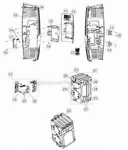 Oreck Airtb Parts List And Diagram   Ereplacementparts Com
