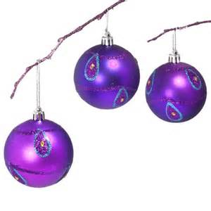 pretty pink and purple christmas decorations xpressionportal