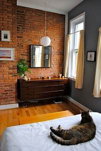 best 25 interior brick walls ideas on pinterest With kitchen colors with white cabinets with 99 names of allah wall art