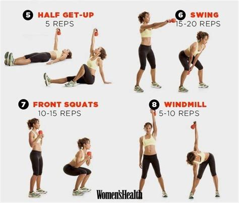 kettlebell exercises workouts muscles tone burn fat kettlebells jan person am related posts them