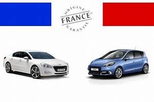 Immatriculation Voiture étrangère En France : les acheter liste des voitures produites en france ~ Gottalentnigeria.com Avis de Voitures