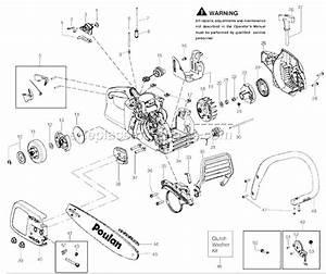 Poulan P4018 Parts List And Diagram   Ereplacementparts Com