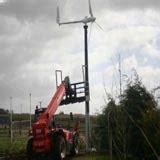 Бытовой ветрогенератор 750 Вт 24 В