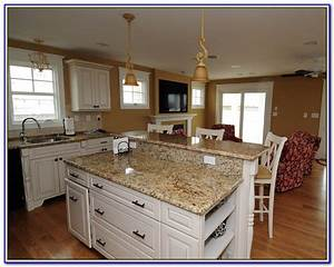 Granite Countertop Colors With White Cabinets - Painting