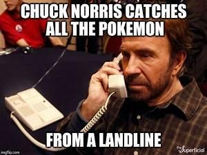 Chuck Norris Pokemon Meme | www.pixshark.com - Images ...